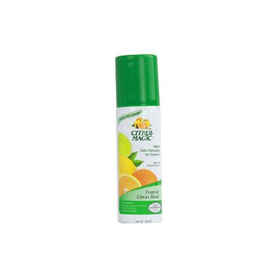 Citrus Magic - Odor Eliminating Air Freshener Tropical Citrus Blend - 1.5 oz.