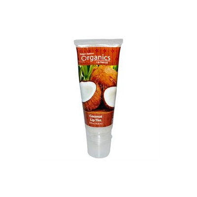 Desert Essence Organics Lip Rescue Lip Tint Coconut