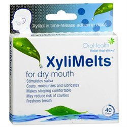 Xylimelts Extra Mint 40 Ct by Xylimelts (1 Each)