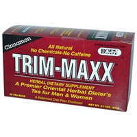 Body Breakthrough Diet Trim-Maxx Cinnamon - 30 Tea Bags