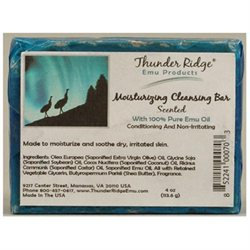 Thunder Ridge Emu Products Emu Oil Bar Soap - Scented - 4 oz
