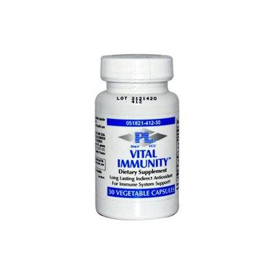 Progressive Laboratories - Vital Immunity - 30 Vegetarian Capsules.