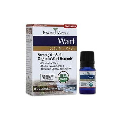 Forces of Nature Organic Wart Control 11 ml