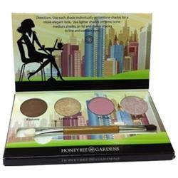 Honeybee Gardens - The Cosmopolitan Eye Shadow Palette - 1 kit