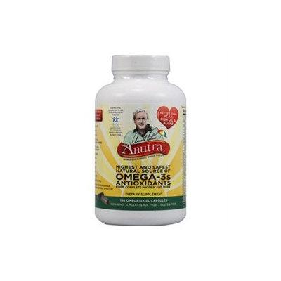 Anutra Omega-3s Antioxidants - 180 Gel Caps