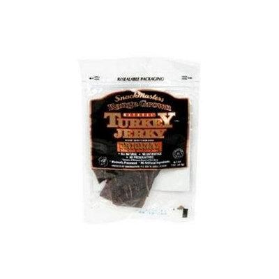 Snackmasters Range Grown Turkey Jerky Original (8x8/2 Oz)