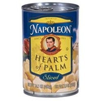 Napolean Fireplaces Napoleon Hearts Of Palm Sliced (12x12/14.1 Oz)