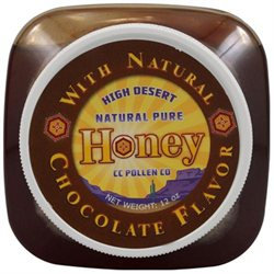 Honey With Chocolate 12 Oz by Cc Pollen (1 Each)