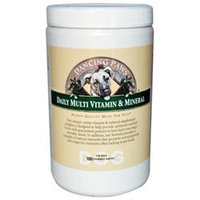 Dancing Paws - Multi Vitamin & Minerals For Dogs - 180 Wafers