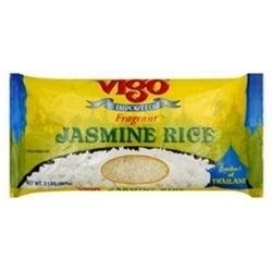 Vigo Industries Vigo B84154 Vigo Jasmine Rice-pounds -6x2lb
