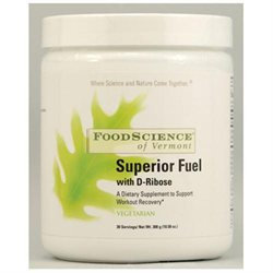 Food Science Labs 1029636 FoodScience of Vermont Superior Fuel with D-Ribose - 30 Servings