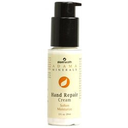 Adama Minerals Hand Repair Cream, 2 oz, Zion Health