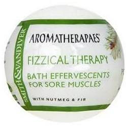 Effervescents Fizzical Therapy Bath Balls (10x10/2.8 Oz)