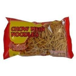 Morton & Bassett B31360 Sun Luck Chow Mein Fried Noodle - 12x6Oz