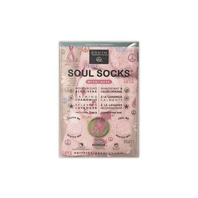 Earth Therapeutics Soul Socks Lavender 1 Pair
