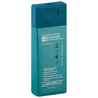 Wellness System Conditioner with Chinese Botanicals Travel Size, 2 oz, Giovanni Cosmetics