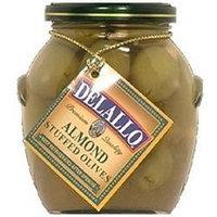 DeLallo B20067 Delallo Olives Almondstuffed -6x7oz