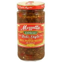 Mezzetta Express Deli-Style Zesty Bell Pepper Relish (6x6/12 Oz)
