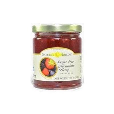 Nature's Hollow Mountain Berry Jam (12x12/10 Oz)