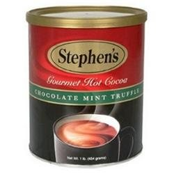 Stephen's Gourmet Stephens Gourmet Hot Cocoa, Chocolate Mint Truffle (6x6/1 Lb)