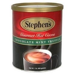 Stephen's Gourmet Stephens Gourmet Hot Cocoa, Chocolate Mint Truffle (6x6/1 Lb)