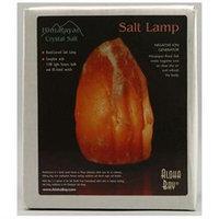 Himalayan Salt 0662031 Aloha Bay Crystal Salt Lamp - 1 Lamp