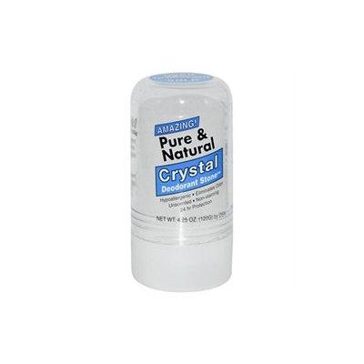 Thai Deodorant Stone Pure And Natural Crystal Deodorant Stone - 4.25 oz