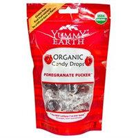 Yummy Earth Organic Pomegranate Puc Drops