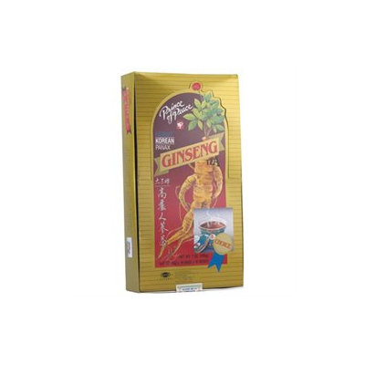 Prince of Peace - Instant Korean Panax Ginseng Tea - 100 Packets