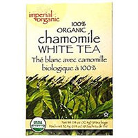 Uncle Lee's Teas Uncle Lee's Organic White Tea Chamomile - 18 Tea Bags