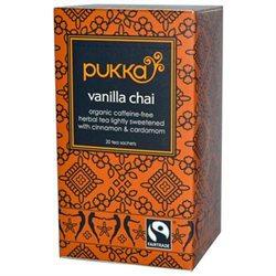 Pukka Pukka Herbal Spiced Chai - 20 Bag - Herbal Teas