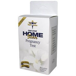 TestMedica Pregnancy One-Step Home Scan 3 Tests