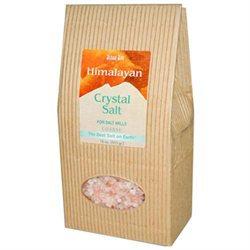 Himalayan Salt 0587394 Aloha Bay Crystal Salt Coarse - 18 oz