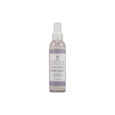 Deep Steep Body Mist Lavender Chamomile - 6 fl oz