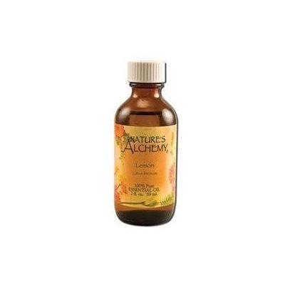 tures Alchemy Nature's Alchemy 100% Pure Essential Oil Lemon - 2 fl oz