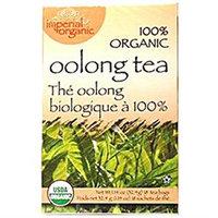 Uncle Lees Tea 0638213 Imperial Organic Oolong - 18 Tea Bags