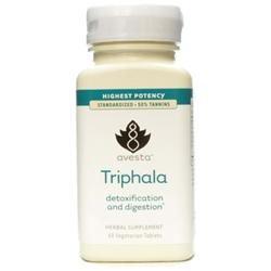 Avesta Ayurceutics Triphala 60 Tablets