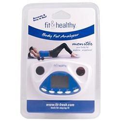 Fit Fresh Body Fat Analyzer by Fit & Fresh