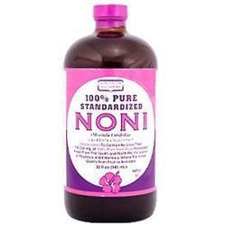 Only Natural Pure Standardized Noni - 32 fl oz