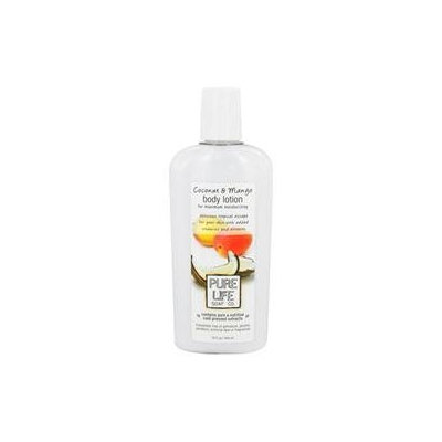 Pure Life Soap 0304642 Body Lotion Coconut and Mango - 14.9 fl oz