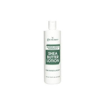 Cococare Shea Butter Super-Rich Formula Lotion - 16 fl oz
