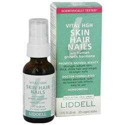 Liddell Laboratories Vital HGH Skin, Hair, Nails