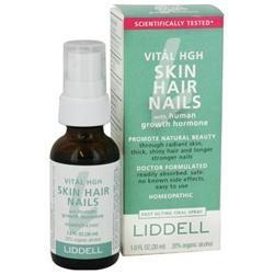 Liddell Laboratories Vital HGH Skin, Hair, Nails