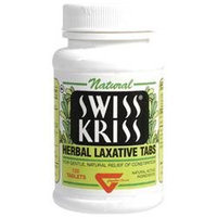 Modern Products Inc. Modern Products Swiss Kriss Herbal Laxative Tabs