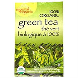 Uncle Lees Tea Uncle Lees Imperial Organic Green Tea - 18 Tea Bags