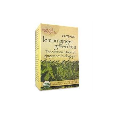 Uncle Lees Tea Organic Imperial Lemon Ginger - 18 Bags