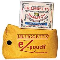 J.r. Liggetts Ez Pouch Ultra Bar Shampoo