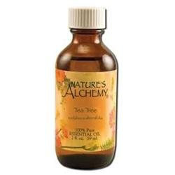 tures Alchemy Essential Oil Tea Tree 2oz from Nature's Alchemy