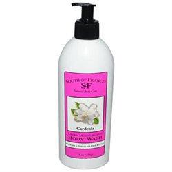 South of France Body Wash Gardenia - 16 fl oz