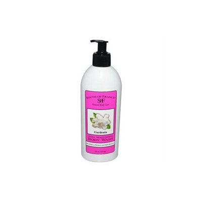South of France Body Wash Gardenia - 16 fl oz